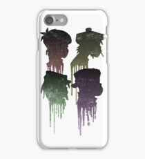 Demon Days Drip  iPhone Case/Skin