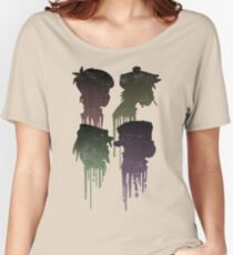 Demon Days Drip  Women's Relaxed Fit T-Shirt