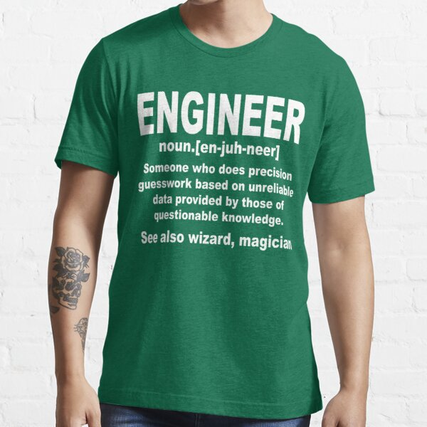 Engineer Essential T-Shirt