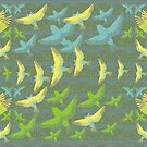 Bird Flight by Kanika Mathur  Design