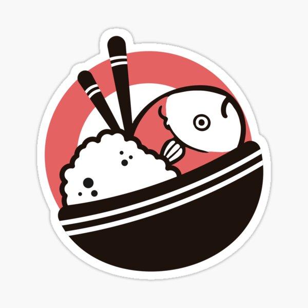 Asian Dish Sticker
