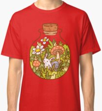 Bunny in a Bottle Classic T-Shirt