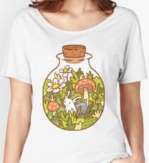 Bunny in a Bottle Women's Relaxed Fit T-Shirt
