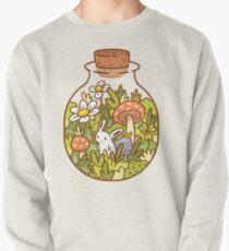 Häschen in einer Flasche Sweatshirt