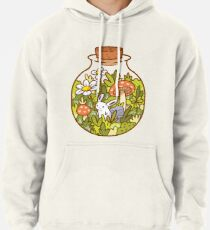 Bunny in a Bottle Pullover Hoodie