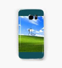 Windows Duck Samsung Galaxy Case/Skin