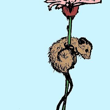 Flower Hugger by Kiipleny