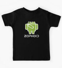 ZAPHOID GOOGLEBROX - Droid Army Kids Tee