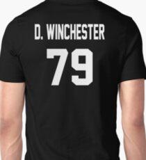 Supernatural Jersey (Dean Winchester) T-Shirt