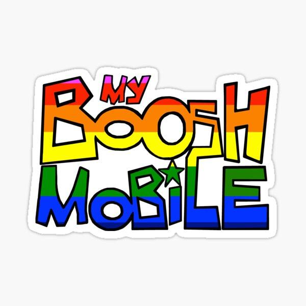 My Boosh Mobile Sticker
