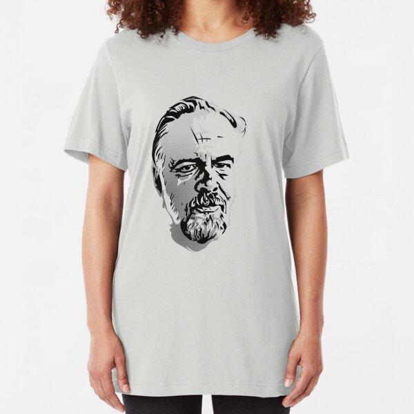 Philip K. Dick Slim Fit T-Shirt