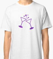 Party drinks Classic T-Shirt