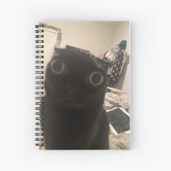 Jinx Up Close Spiral Notebook