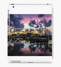 A Postcard Sunset iPad Case/Skin