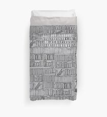 book lovers pt 1  Duvet Cover