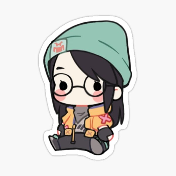 Cute Killjoy Sticker
