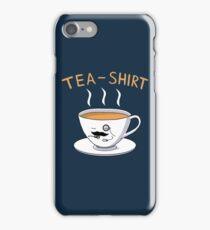 Tea Shirt iPhone Case/Skin