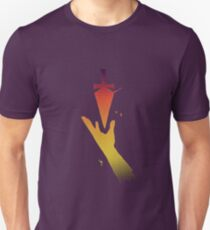 Devil Daggers - Rough Ink - Flame Pixels Unisex T-Shirt