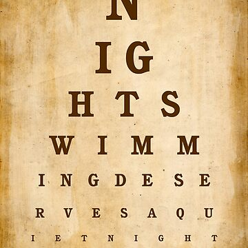 R.E.M. - Nightswimming by FreakMonkey