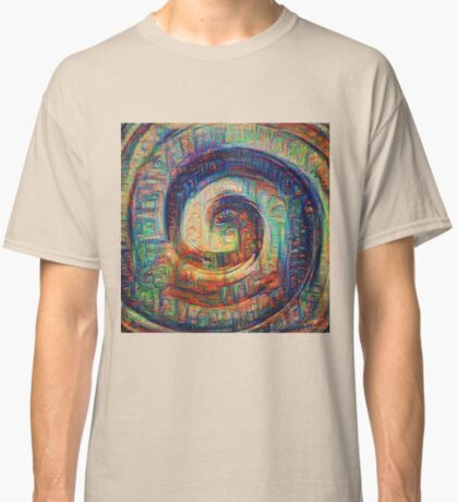 The shade #DeepDream Classic T-Shirt