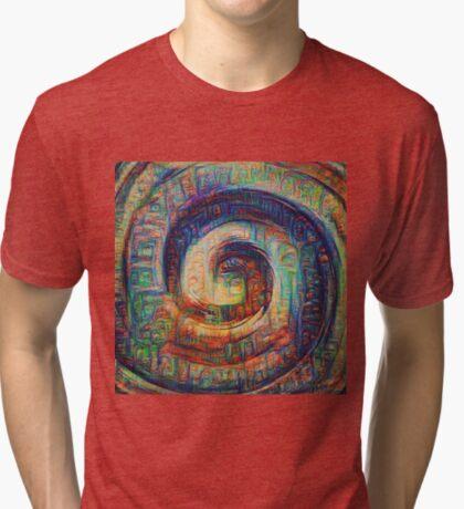 The shade #DeepDream Tri-blend T-Shirt