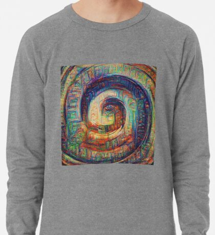 The shade #DeepDream Lightweight Sweatshirt