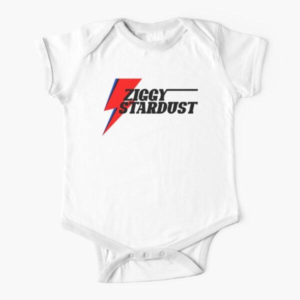 Ziggy Stardust Short Sleeve Baby One-Piece