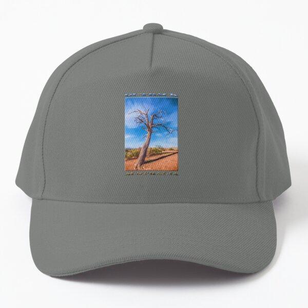 Outback Tree       Baseball Cap