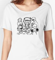 The Fantastic Asdfmovie Tribute Women's Relaxed Fit T-Shirt