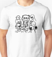 The Fantastic Asdfmovie Tribute Unisex T-Shirt