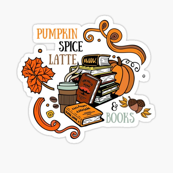 PSL & Books Sticker