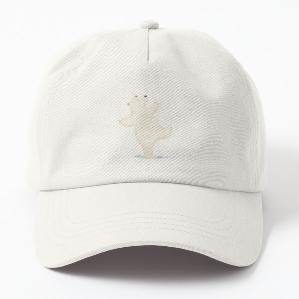 Polar Bear Dance Dad Hat