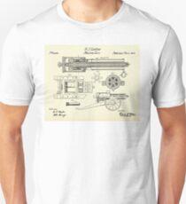 Machine Gun-1862 T-Shirt
