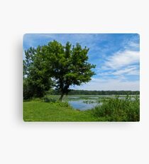 East Harbor State Park - Scenic Overlook 2 Canvas Print