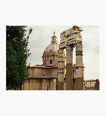 Rome - Imperial Forums Photographic Print
