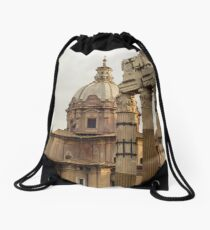 Rome - Imperial Forums Drawstring Bag