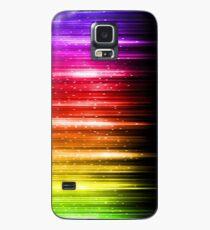 Sparkling Rainbow Case/Skin for Samsung Galaxy