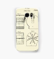 Cloth Frame-1864 Samsung Galaxy Case/Skin