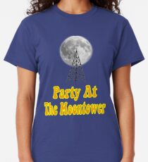 Party At The Moontower - Dazed And Confused Classic T-Shirt