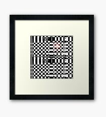 Bullet Time Framed Print