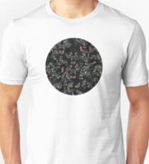 Wolf Pack Pattern Unisex T-Shirt