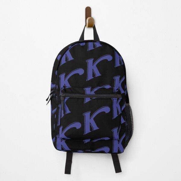 K is for Knott's Backpack