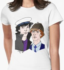 Hat-Tricks Womens Fitted T-Shirt