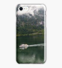 Discover Lake Hallstatt, Austria iPhone Case/Skin