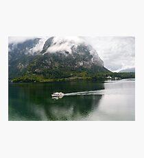 Discover Lake Hallstatt, Austria Photographic Print
