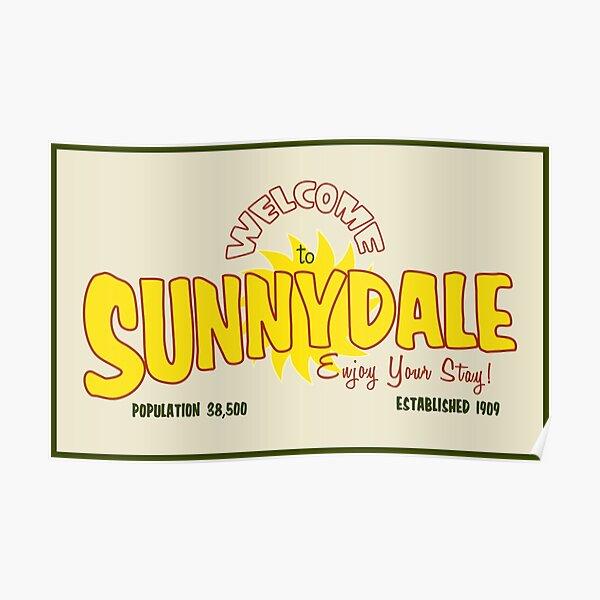 Bienvenue à Sunnydale Poster