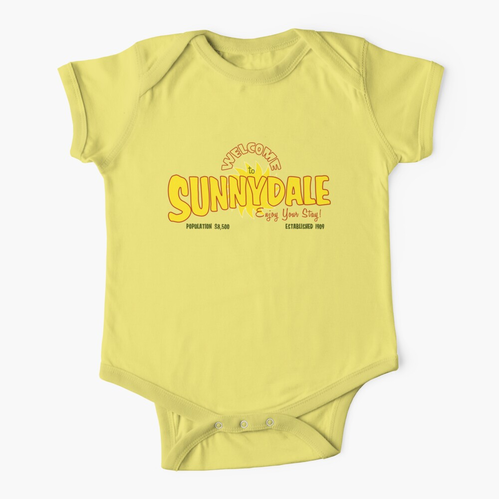 Welcome to Sunnydale Baby One-Piece