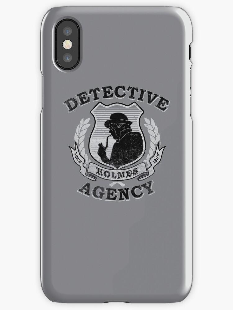 Holmes Agency by freeagent08