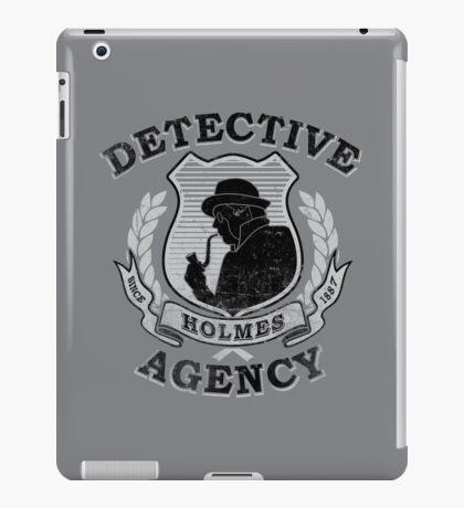 Holmes Agency iPad Case/Skin
