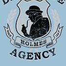 Holmes Agency by freeagent08